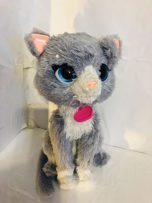 HASBRO FURREAL FRIENDS BOOTSIE INTERACTIVE CAT KITTY for Sale in Kansas City, MO