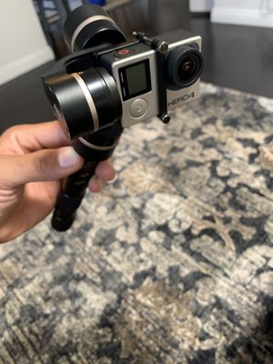 GoPro Hero 4 Black with Gimbal for Sale in San Diego, CA