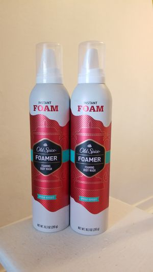 Old Spice Body Foam for Sale in Los Angeles, CA