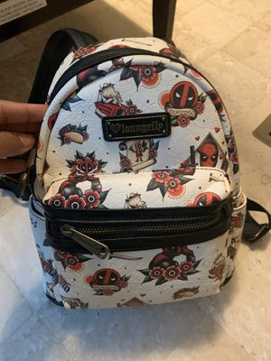 Deadpool loungefly for Sale in Fontana, CA