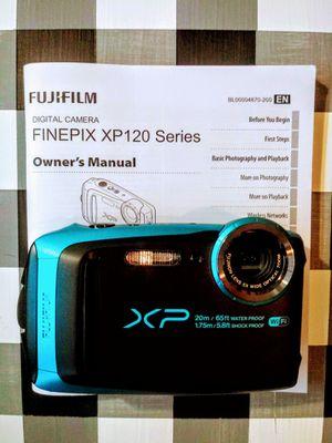 Fujifilm Finepix XP 120 Series Digital Camera for Sale in Kansas City, MO