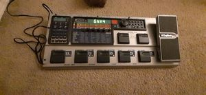 Digitech gnx4 guitar pedal workstation for Sale in Portland, OR