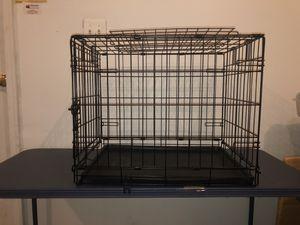 Medium Dog Crate for Sale in Manassas Park, VA