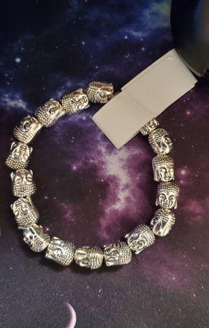 NWT Tibet Silver Buddha Bracelet for Sale in Ripley, WV