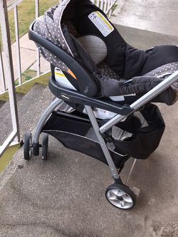 Car Seat And Stroller for Sale in Houston,  TX