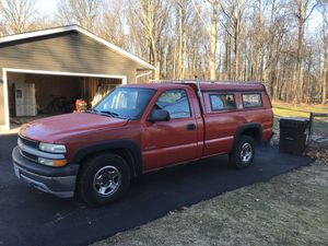 2001 Chevy Silverado for Sale in Wickliffe, OH