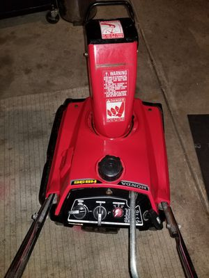 Honda hs35 Snow blower. for Sale in Hillside, IL