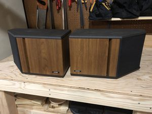 Bose bookshelf speakers for Sale in Trenton, NJ