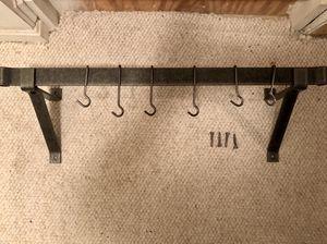 Enclume Iron Pot Rack for Sale in Arlington, VA
