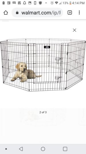 Octagon dog kennel for Sale in Lorain, OH
