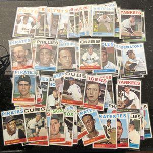 1964 Topps Baseball Lot (73 Cards) for Sale in Phoenix, AZ