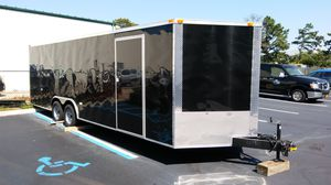 VNOSE ENCLOSED TRAILERS NEW 20FT 24FT 28FT 32FT RACE CAR TRUCK SLED BIKE ATV UTV MOTORCYCLE HAULER MOVING STORAGE for Sale in Ripon, CA