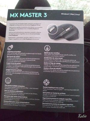 MX Master 3 wireless mouse for Sale in Wichita, KS