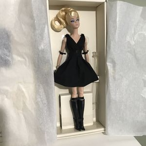 Classic Black Dress - Silkstone Barbie Doll - Fashion Model Collection for Sale in Fairfield, CA