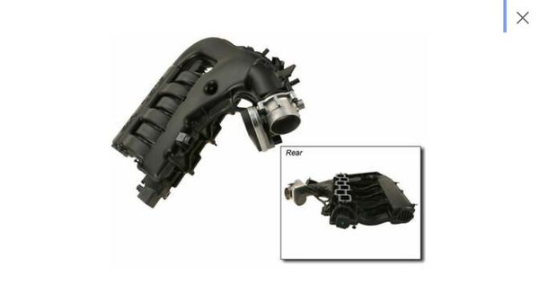 DODGE CHARGER Upper Intake Manifold For 2008/2010