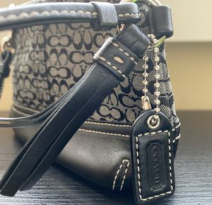 Coach Wristlet With Leather Tassel for Sale in Renton, WA