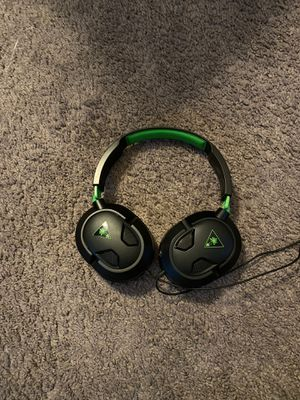 Turtle beach headset for Sale in Norfolk, MA