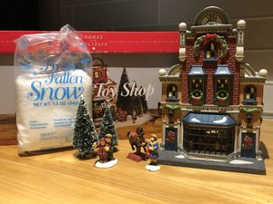 Dept 56 Christmas Village Collection for Sale in Cranston, RI