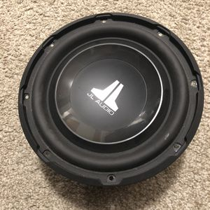 "JL 10"" subwoofer for Sale in Tacoma, WA"