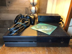 Xbox One Console + Black Ops III for Sale in Westborough, MA