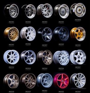 JNC WHEELS for Sale in Las Vegas, NV