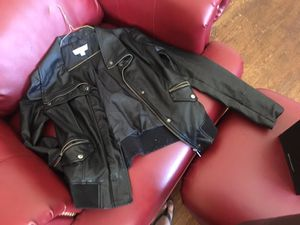 New York and company small brown women leather jacket for Sale in Columbus, OH
