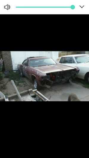 1965 IMPALA SS... REAL NOT A CLONE... for Sale in Denver, CO