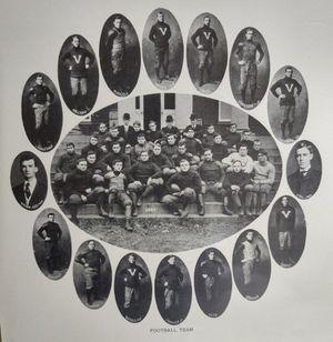 1905 University of Virginia Football Team for Sale in Fort Defiance, VA