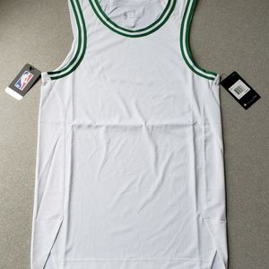 Nike Men's Aeroswift Celtics NBA Authentic Blank Jersey AH8789-100 Size 40 Small for Sale in San Diego, CA