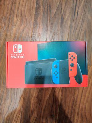 Nintendo Switch 32 GB for Sale in Oceanside, CA