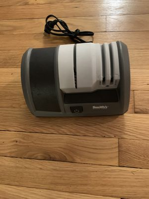Smith's knife sharpener for Sale in Lexington, MA