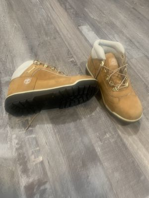 Timberland boots size 5.5Y 7 W for Sale in Cabot, AR