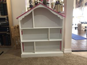 Bookshelf dollhouse style for Sale in Bonney Lake, WA