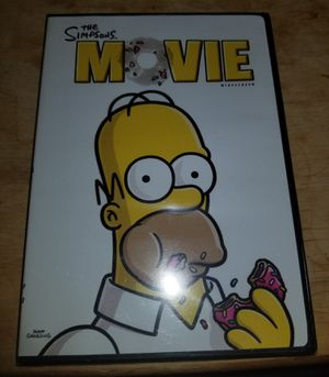 The Simpsons Movie DVD for Sale in Los Angeles, CA