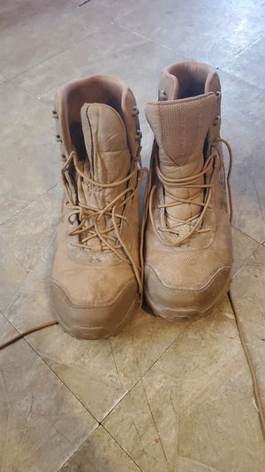 Under Armour work boots for Sale in Las Vegas, NV