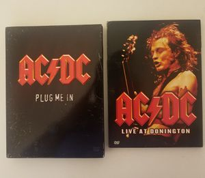 AC/DC Concert Dvds for Sale in Los Angeles, CA