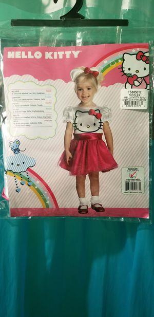 Hello Kitty Toddler costume for Sale in Gardena, CA