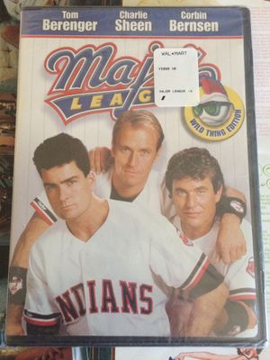 DVD MAJOR LEAGUE BRAND NEW SEALED for Sale in Blanco, NM