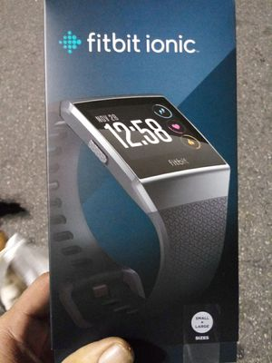 Fitbit ionic for Sale in Moreno Valley, CA