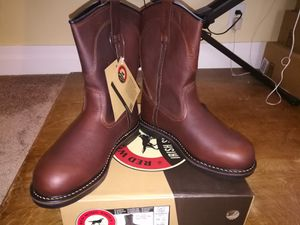 Brand New - Irish Setter Men's 83905 Wellington Work Boots for Sale in Portland, OR