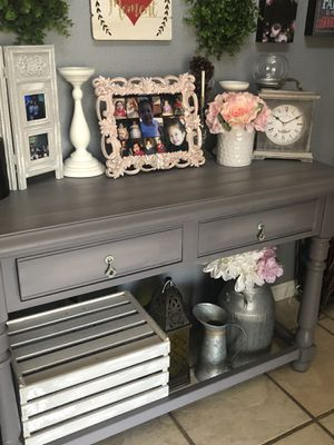 Entry table/ Sofa table for Sale in Manteca, CA