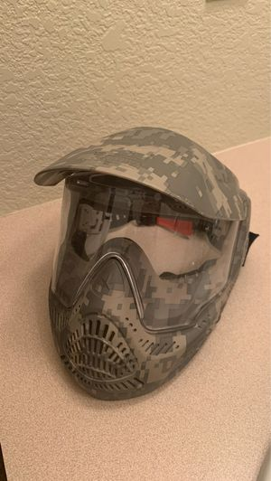 USA marked airsoft/paintball mask-used 2-3 times for Sale in Parker, CO
