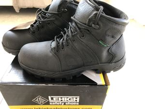 Men's SZ 7 Work Boots $50. - Brand New, never worn. Bronx Local/Cash Only for Sale in The Bronx, NY