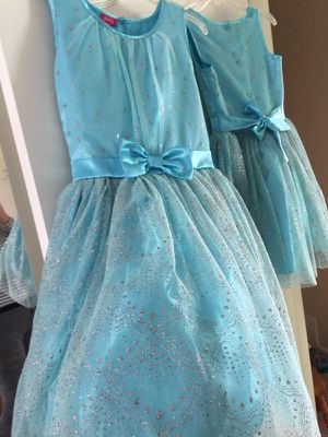 Girls dresses size 16 and 8 asking $70 for both for Sale in West Jordan, UT