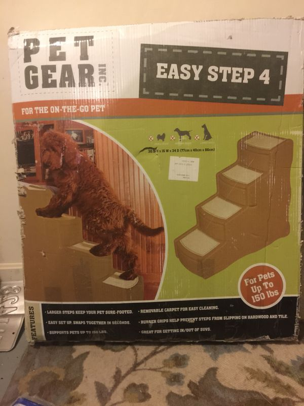 Pet Gear Easy 4 Step