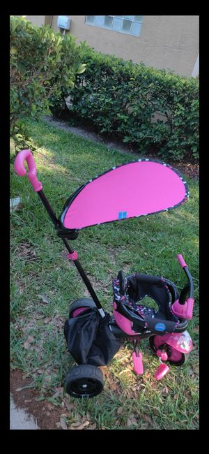 Pink Smartrike tricycle for Sale in Orlando, FL