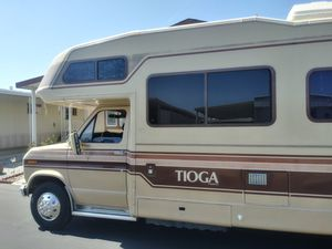 Ford Econoline 350 Tiago motorhome for Sale in GLMN HOT SPGS, CA