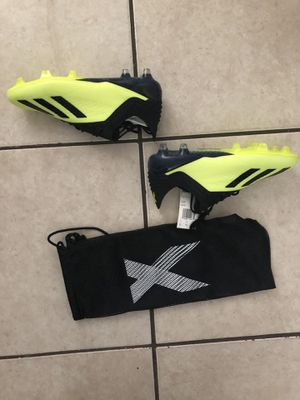 Adidas x 18.1 firm ground soccer cleats football boots for Sale in Miami, FL