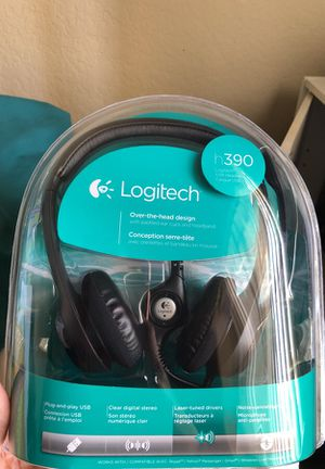 Brand New Logitech h390 USB Headset for Sale in Chino Hills, CA