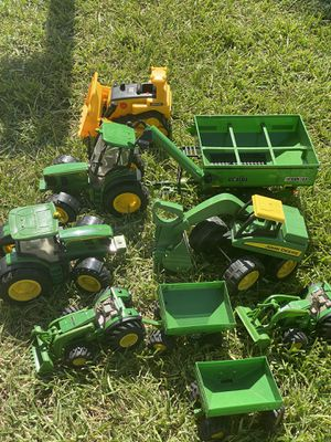 John Deer tractor sets for Sale in Boca Raton, FL